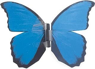 Butterfly in a Glass Jar - Blue Morpho