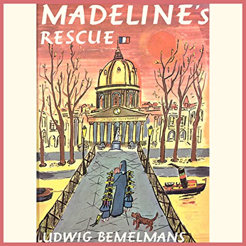 Madeline's Rescue audiobook cover art