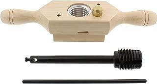 wood thread box