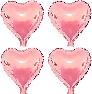 Best light pink heart balloons Reviews