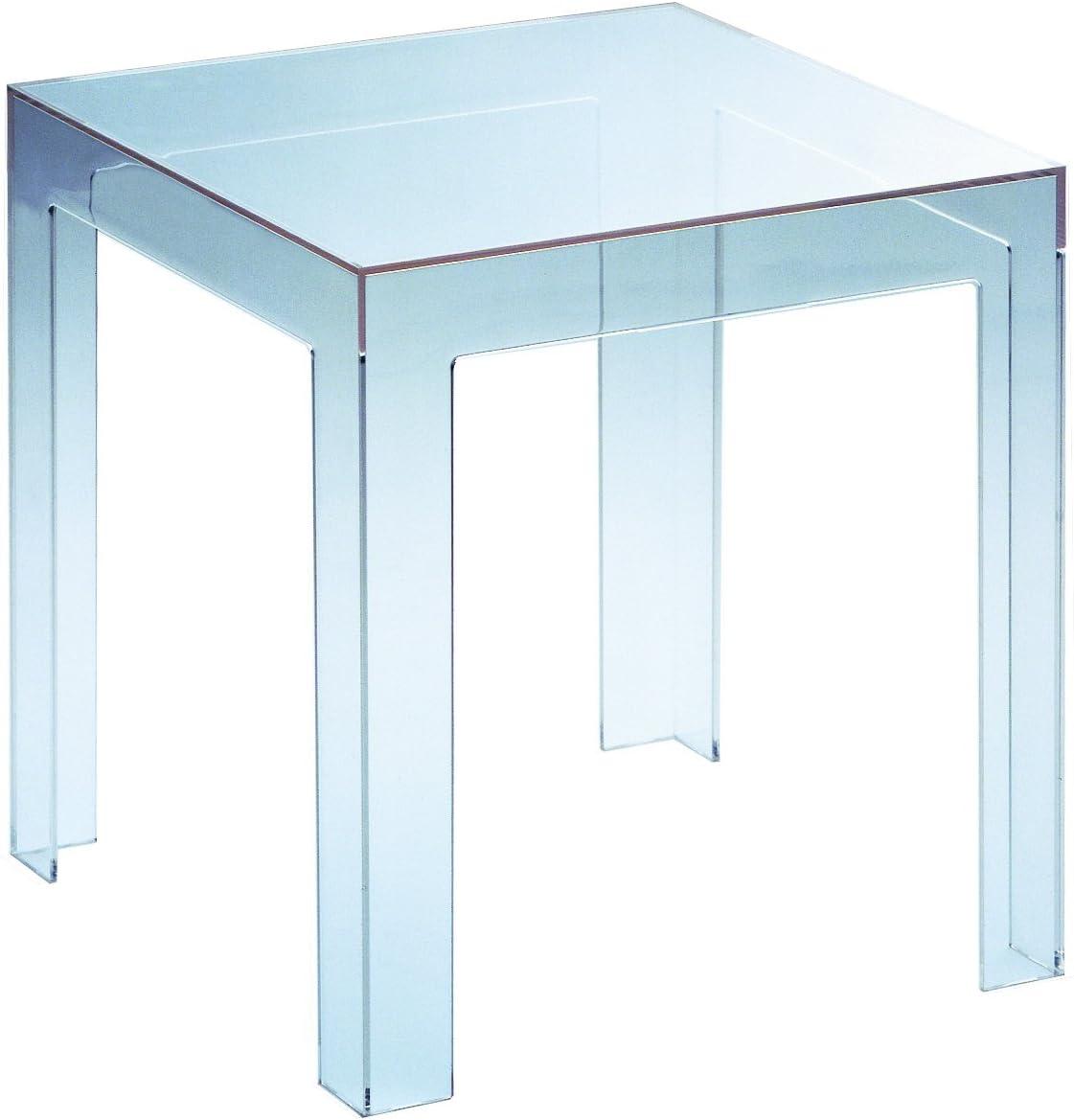 Kartell jolly tavolino blu 40 x 40 x 40 cm 8850/Y5
