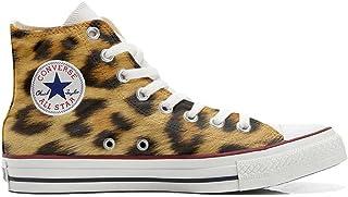 Sneakers Original American USA Customized - Zapatos Personalizados (Producto Artesano) Leopardo