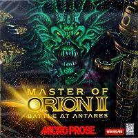 Master of Orion 2: Battle At Antares (Jewel Case) (輸入版)