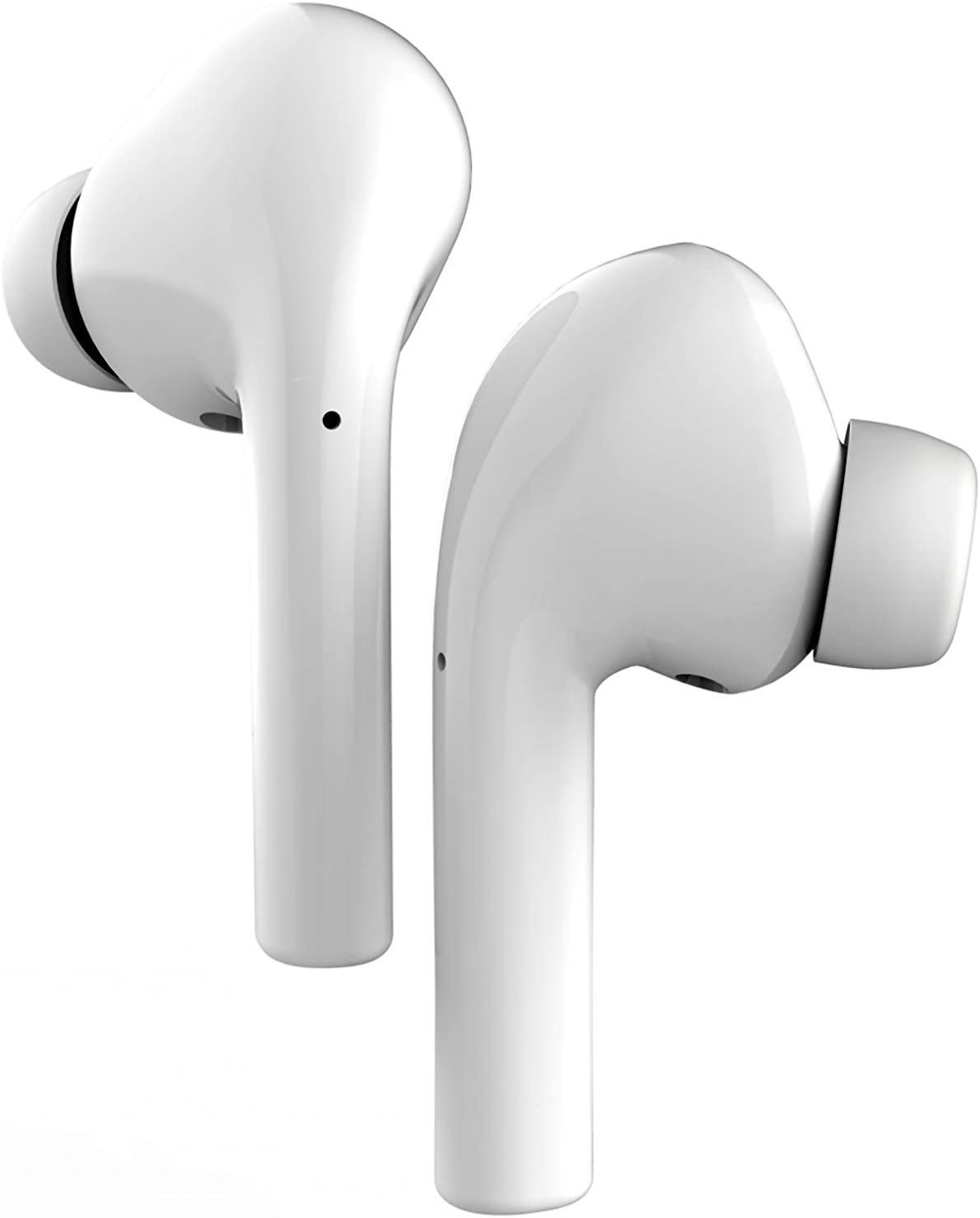 Dutch Originals White Bluetooth In Ear Headphones With Elektronik