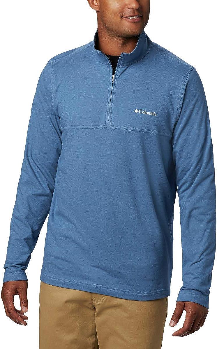 Canterbury Mens 2020 1//4 Zip Fleece AM Navy Breathable Wicking Sweater