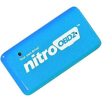 Zinniaya OBD2 Plug and Drive Nitro OBDII Bo/îte de r/églage de Puce de Voiture /à Couple Plus Puissant pour Voiture Diesel et Voiture