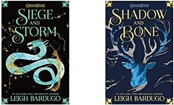 Siege and Storm: Book 2 (Shadow and Bone)+Shadow and Bone: Soon to be a major Netflix show (Set of 2 Books)