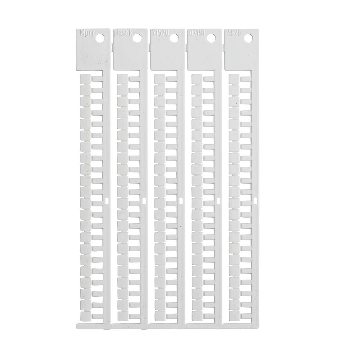 Selling and selling Terminal Block Tag Polycarbonate 5.00 5% OFF Mm H Tags W X 110