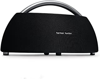 Harman Kardon Go plus Play Portable Bluetooth Speaker, Black HKGOPLAYMINIBLKAM