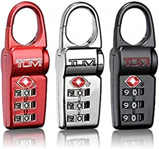 Travel Accessories Luggage Locks - Set of 3 TSA-Approved Lock