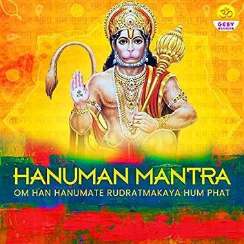 Hanuman Mantra (Om Han Hanumate Rudratmakaya Hum Phat)
