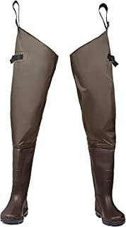 Best brown hip boots Reviews