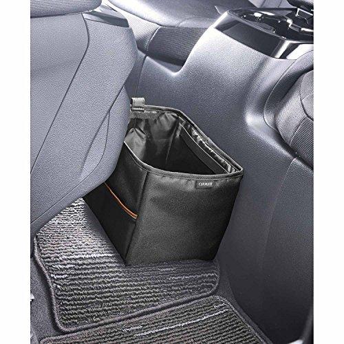 カーメイト車用ゴミ箱収納ケースマット固定倒れにくいDZ493