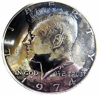 USAアメリカ合衆国 ハーフダラー硬貨表面 ジョン・F・ケネディ メダル/コインコンチョCONCHO