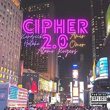 Cipher 2.0 (feat. Kendrick Hatake & Alamo Rogers)
