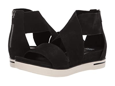 Eileen Fisher Sport (Black Tumbled Nubuck) Women