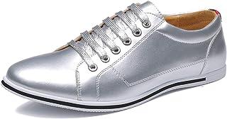 Men Casual Shoes Men Shoes Men Sneakers Flats Slip On Split Leather
