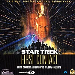 Image: Star Trek: First Contact | Original Motion Picture Soundtrack | Various artists | March 14, 1995