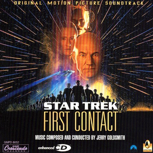 'Star Trek: First Contact' - Original Motion Picture Soundtrack