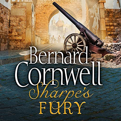 Sharpe's Fury: The Battle of Barrosa, March 1811: The Sharpe Series, Book 11
