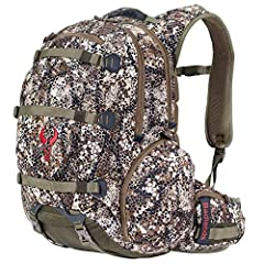 THE ULTIMATE HUNTING DAYPACK - The Superday packs everything you need for a day hunt and then some; Convenient pocket placement so you can focus without distraction; Weight limit: you'll max out before the pack does RIFLE & PISTOL COMPATIBLE - The Su...