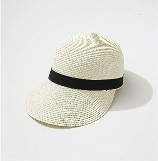 قبعة شمس Wxcgbtym للنساء، قبعة شمس جديدة صيفية قابلة للتعديل قبعة بيسبول في الهواء الطلق كاجوال قبعة شمس فروسية (اللون: B)