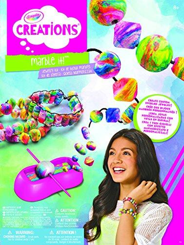 Crayola-04-6859 Braccialetti per Bambini, Multicolore, 04-6859