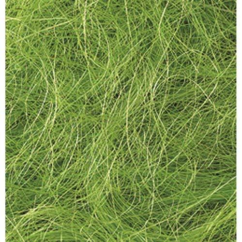 efco Sisal Faser, hellgrün, 50g