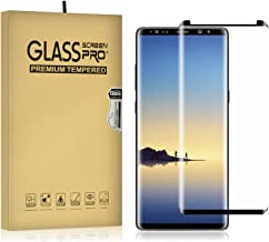Galaxy Note 9 Screen Protector, 2-Pack Temper Glass Screen Protector for Samsung Galaxy Note 9 9H Hardness Crystal Clear S...