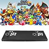 MOSTOP 3D & 2D Arcade Video Game Console 2680 Games in 1 Pandora's Box 180 3D Games 1080P HD 2 Players Arcade Machine with Double Joystick Support Expand 6000+ Games (2680)