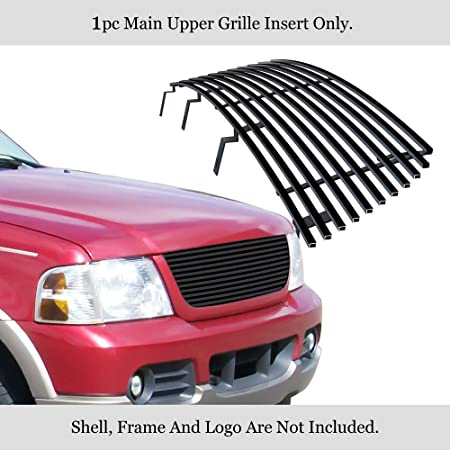 Grilles & Grille Guards APS Compatible with 95-01 Ford Explorer ...