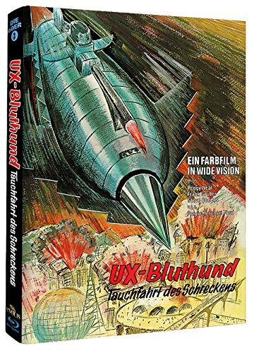 UX Bluthund - Tauchfahrt des Schreckens - Mediabook - Cover A - Phantastische Filmklassiker Folge Nr. 7 [Blu-ray]