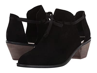 Kelsi Dagger Brooklyn Kym (Black Suede) Women