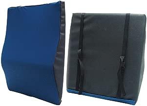 Medline MSCBC18 Standard Back Cushions for Wheelchair, 18
