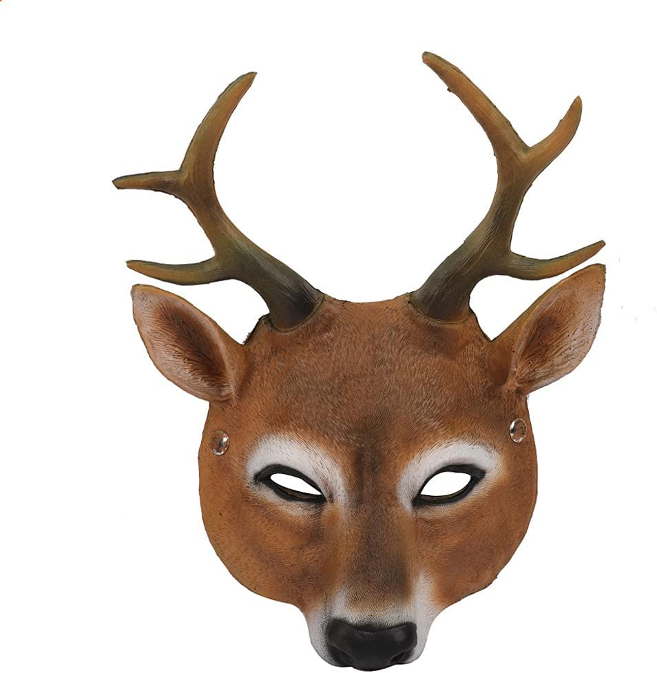 Max 60% OFF CHENMIAOMIAO Halloween Mask shipfree Scary Animal Cost Makeup Adult