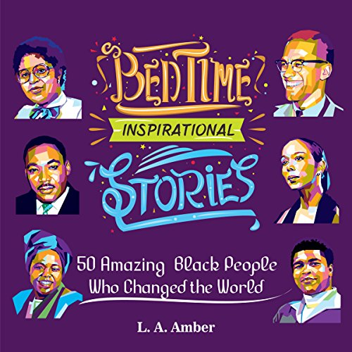 Bedtime Inspirational Stories audiobook cover art