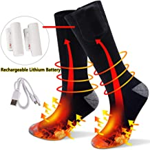 battery charged socks