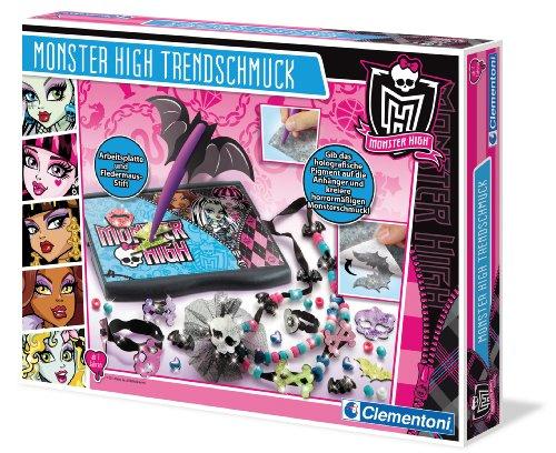 Clementoni 69199.9 - Monster High Trendschmuck