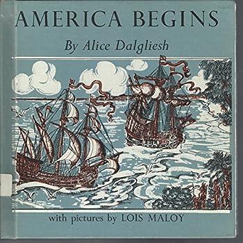 Library Binding America Begins Book