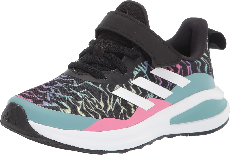 adidas Unisex-Child Fortarun Elastic Running Shoe