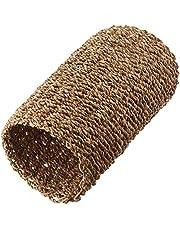 Rosewood Juguete escondrijo para animales pequeños, de la marca, fibras vegetales marinas, con forma de túnel