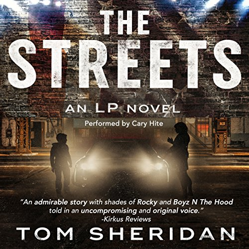 The Streets: An LP Novel audiobook cover art