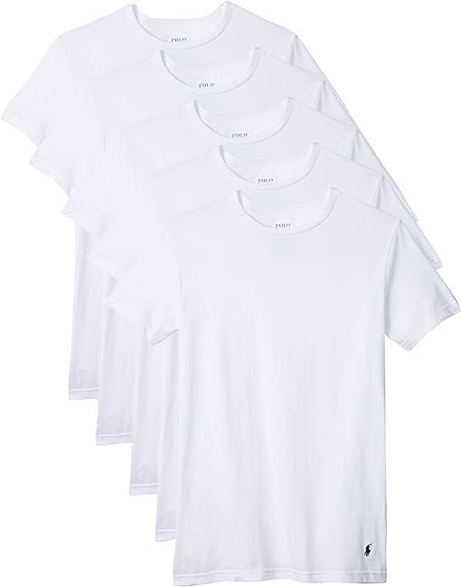 3 White