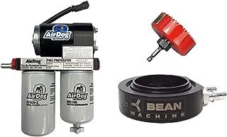 AirDog 150GPH Fuel Lift Pump & Bean Machine Sump Kit Compatible with 1994-1998 Dodge Ram 5.9L Cummins Diesel