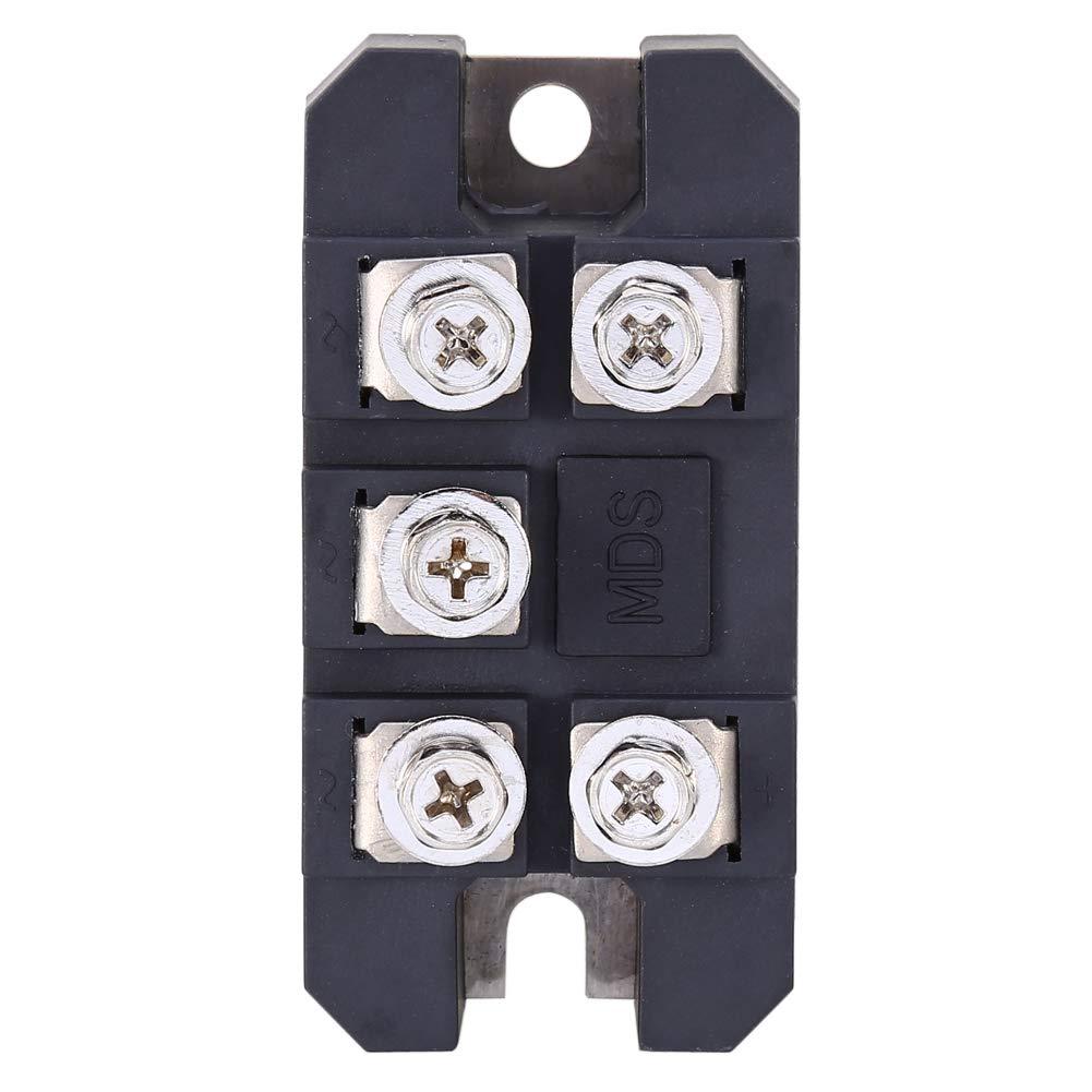 Puente rectificador trifásico - Puente rectificador de diodo trifásico 150A MDS150A 1600V Potencia Durable