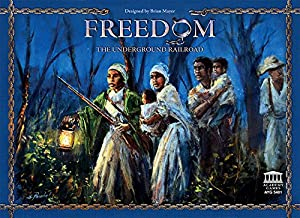 Academy Games Freedom - The Underground Railroad