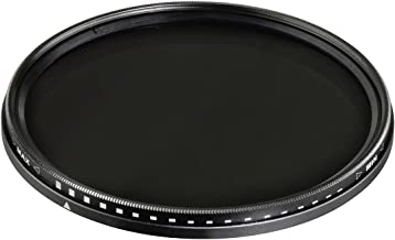 Hama Vario gray filter  double coating  40 5 mm  for camera  SLR  DSLR lens  ND2-400  variably adjustable