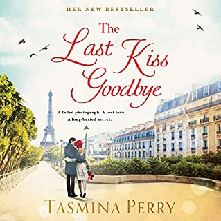 The Last Kiss Goodbye cover art