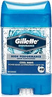 Gillette Power Beads Cool Wave Antiperspirant, 75ml