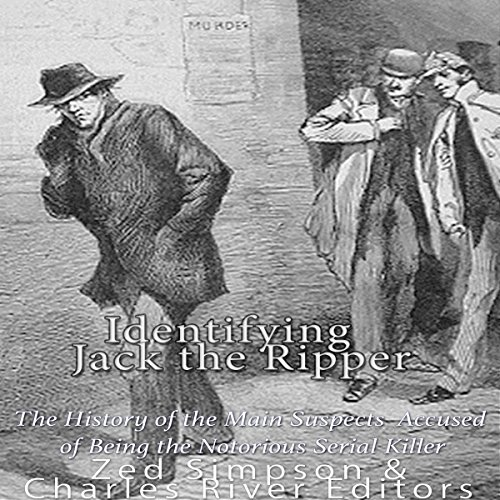 Identifying Jack the Ripper cover art
